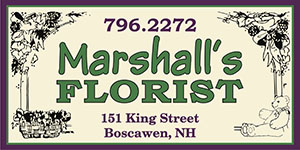 Marshalls Florist Banner Proof